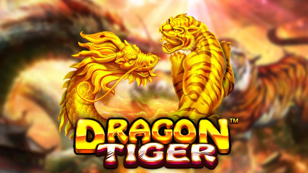 Online Live Dragon Tiger Card Game