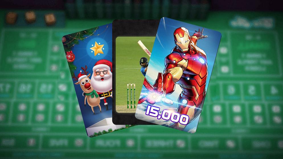 Online Scratch Cards Game