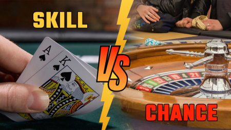 Games of Skill vs Games of chance: Is There a Winner?